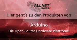Arduino Produkte ALLNET Schweiz Online Shop