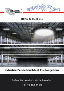 Industriebeleuchtung mit Synergy 21