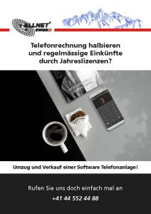 Software Telefonanlage