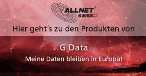 G DATA Produkte