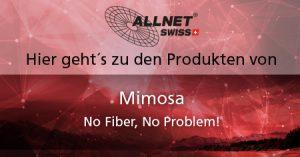 Mimosa Fokus Partner Seite ALLNET Schweiz