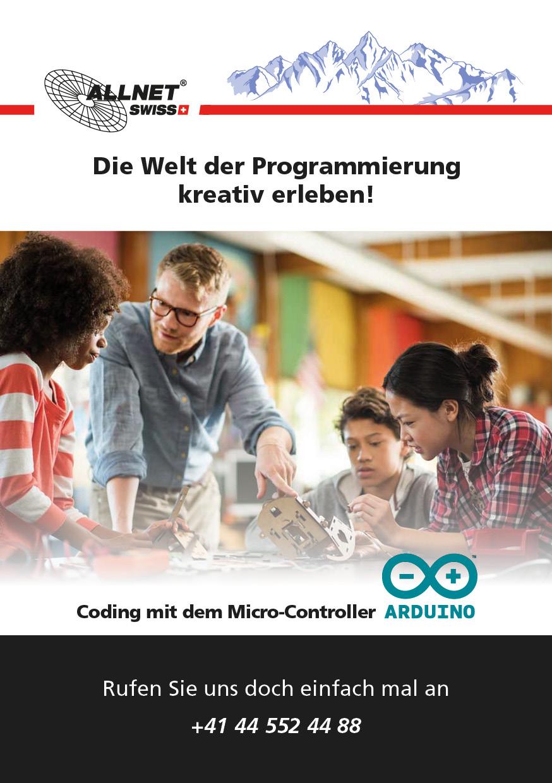 programmieren lernen arduino
